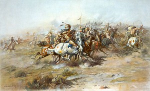 1024px-Charles_Marion_Russell_-_The_Custer_Fight_(1903)