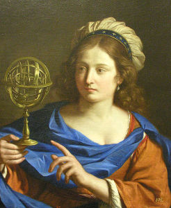 492px-Guercino_-_Personification_of_Astrology_-_circa_1650-1655